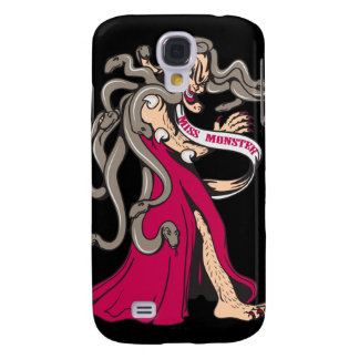 funny miss monster ugly pageant winner cartoon galaxy s4 covers