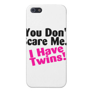 Funny Mom of Twins iPhone Case