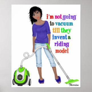 Funny Mom ! - SRF Poster
