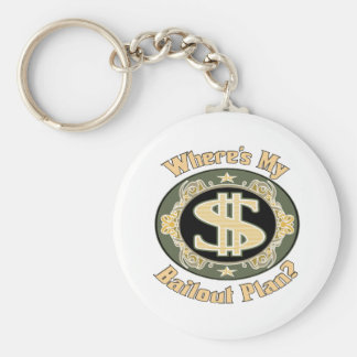 Funny Money Gifts Keychain