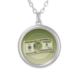 Funny Money Custom Necklace