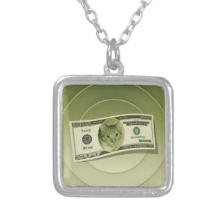 Funny Money Pendant