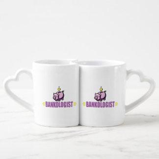 Funny Money Saver Coffee Mug Set