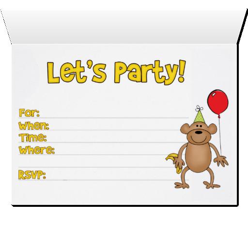Funny Monkey 1st Birthday Cards – Funny Monkey Birthday Cards