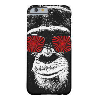 Funny monkey barely there iPhone 6 case