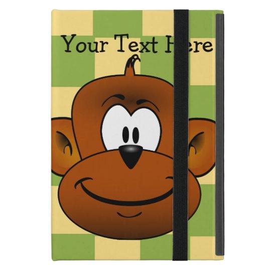 Funny Monkey Face iPad Mini Case