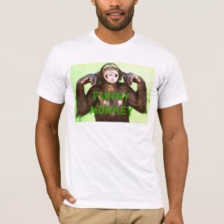 funny_monkey, FUNNY MONKEY T-Shirt