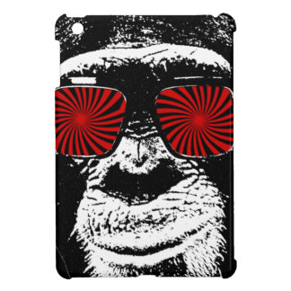 Funny monkey iPad mini case