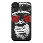 Funny monkey iPhone 4 case