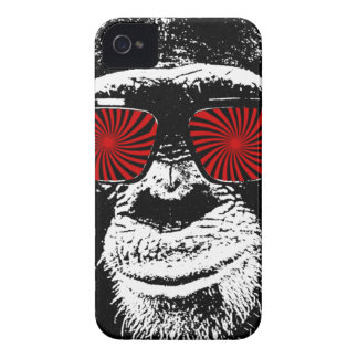 Funny monkey iPhone 4 cover