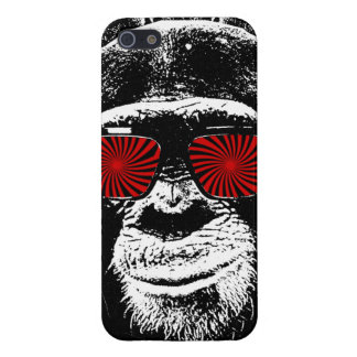 Funny monkey iPhone SE/5/5s cover