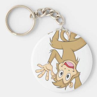 Funny Monkey Keychain