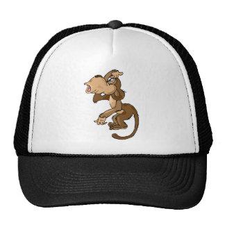 Funny Monkey Mesh Hats