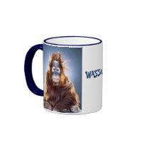 Funny Monkey Mug mug