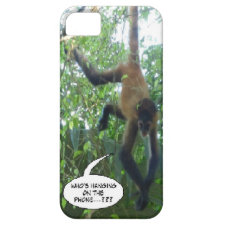 Funny Monkey Phone Case