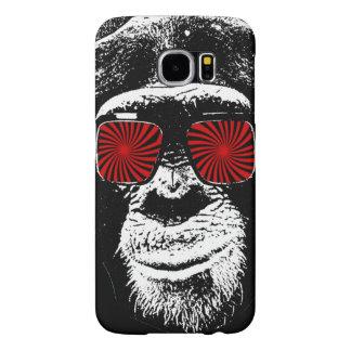 Funny monkey samsung galaxy s6 cases