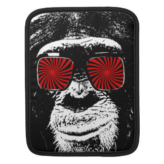 Funny monkey sleeve for iPads