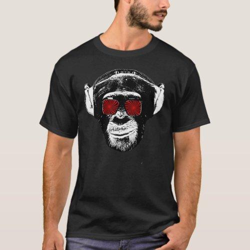 Funny monkey T_Shirt