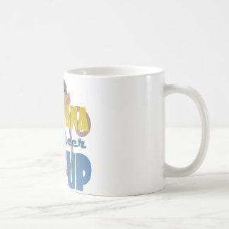 funny monkey text coffee mug