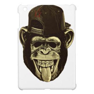 Funny Monkey with Hat iPad Mini Case