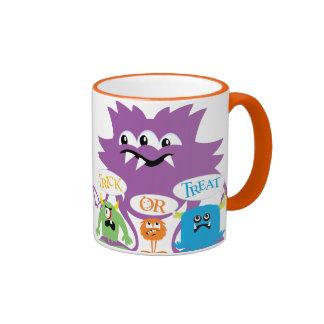 Funny Monster Mug