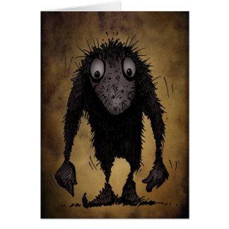 Funny Monster Troll Cards