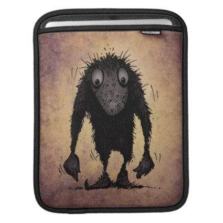 Funny Monster Troll iPad Sleeve