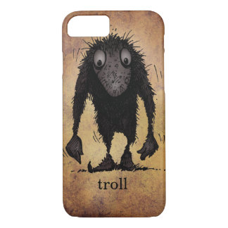 Funny Monster Troll iPhone 7 Case