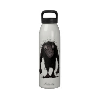 Funny Monster Troll Water Bottles
