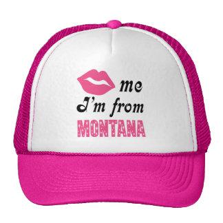 Funny Montana Mesh Hat