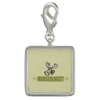 Funny Moose Charms