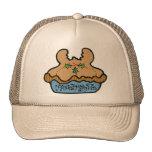 funny mooseberry pie trucker hats
