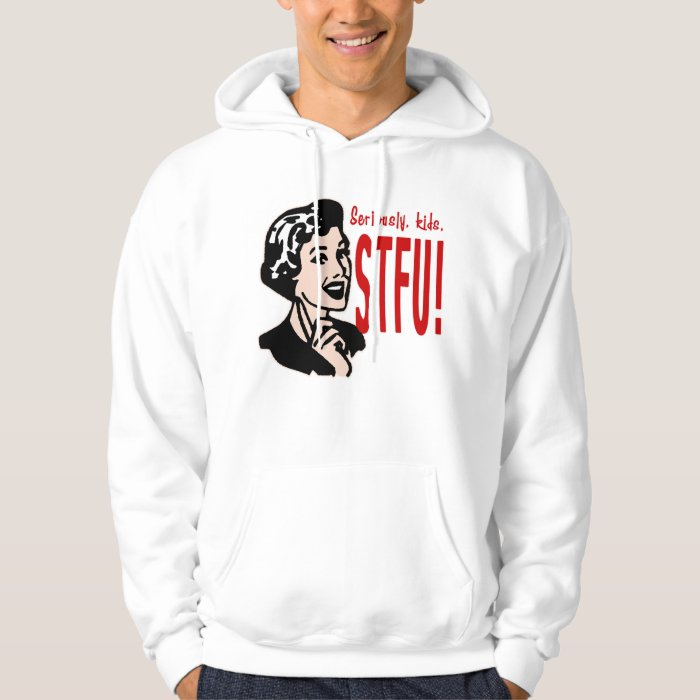 Funny Mother's Day Design Hoodie