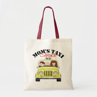 Funny Mother's Day Gift Budget Tote Bag