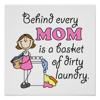 Funny Mothers Day Gift Poster