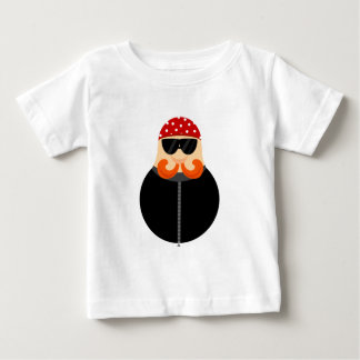 Funny Motorcycle Biker Baby T-Shirt