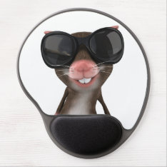 Funny Mouse Gel Mouse Pad at Zazzle