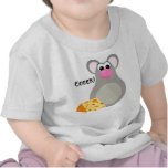 Funny Mouse Kids T-shirt