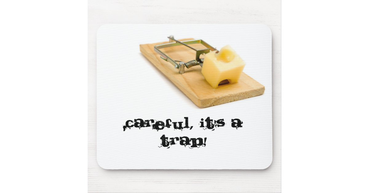 Mouse Trap Mouse In Mouse Trap