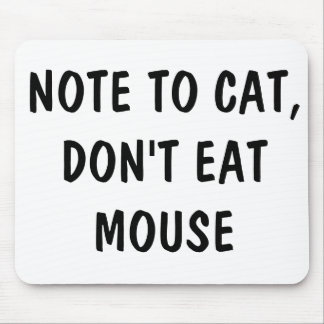 Funny Mouse Pad