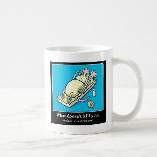 Funny Mouse Product Classic White Coffee Mug
