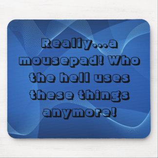 Funny mousepad