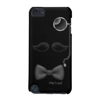 Funny Moustache Glasses Bow Tie iPod 5 Case