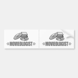 Funny Movie Bumper Sticker