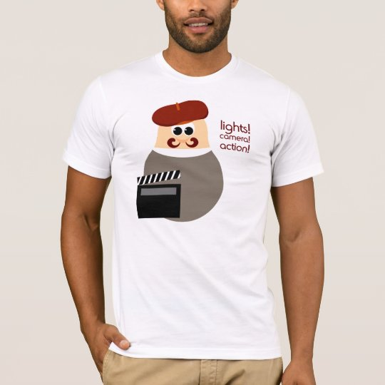 Funny Movie Director Film Quote T-Shirt