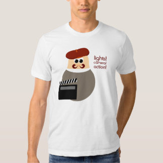 Funny Movie Director Film Quote Tshirt