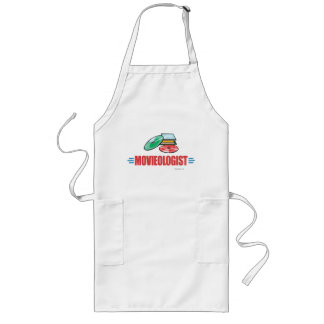 Funny Movie Long Apron