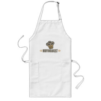 Funny Muffin Long Apron