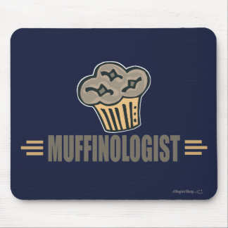 Funny Muffin Mousepads