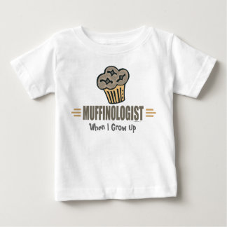 Funny Muffins Baby T-Shirt